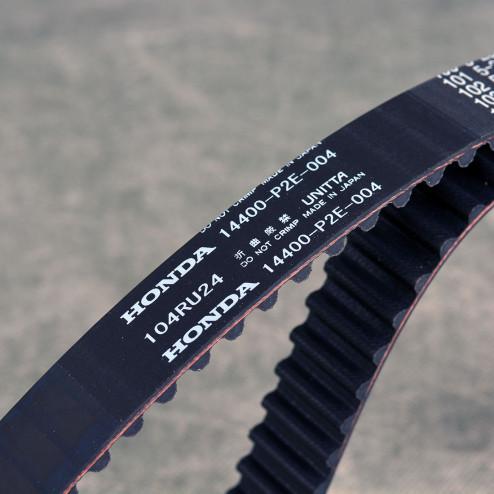 OEM Honda pasek rozrządu D16Z6, D16Y8, 14400-P2E-004, 14400P2E004