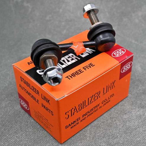 555 SL-6311L-M łącznik stabilizatora LEWY przód Accord 7gen 03-08 Sedan 70mm