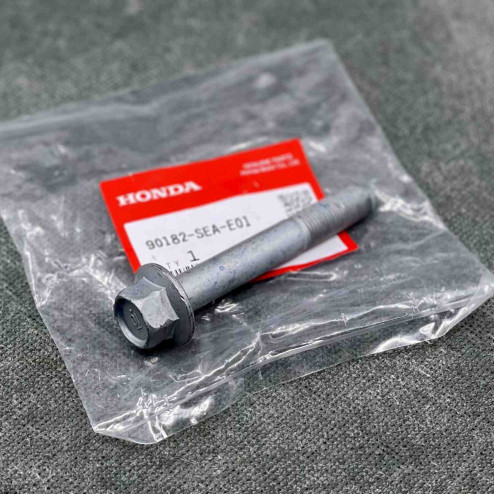 90182-SEA-E01, 90182SEAE01 OEM śruba tulei tylnego amortyzatora Honda Accord 7gen 03-08 sedan