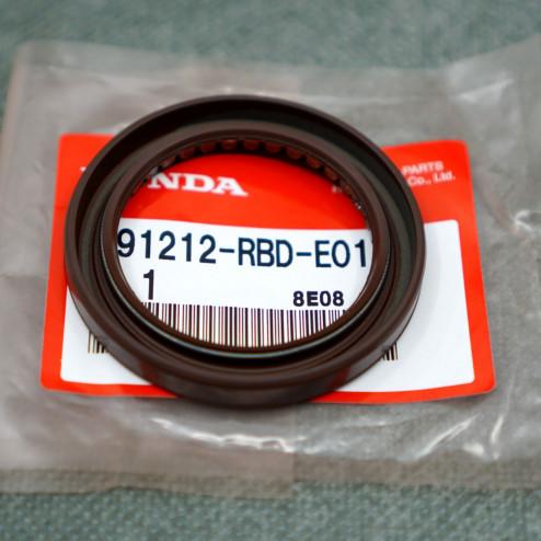 OEM uszczelniacz wału od strony rozrządu N22 Honda Accord, Civic, CR-V 91212-RBD-E01, 91212RBDE01