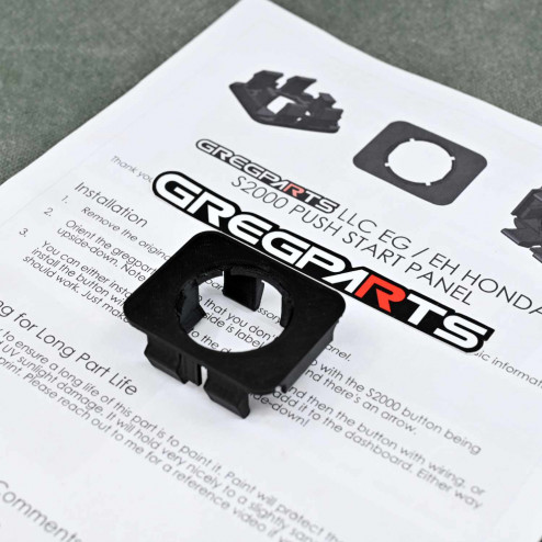 Adapter przycisku Engine Start z S2000 do Civic 5gen 92-95