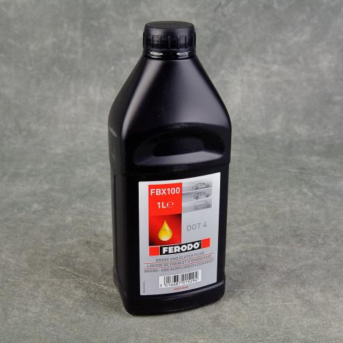 Ferodo DOT4 płyn hamulcowy 1L