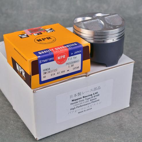 Nippon B16B zestaw tłoków i pierścieni B16 / B18