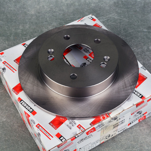 Ferodo tarcze hamulcowe Prelude 5gen 97-01 2.2VTi 260mm tył