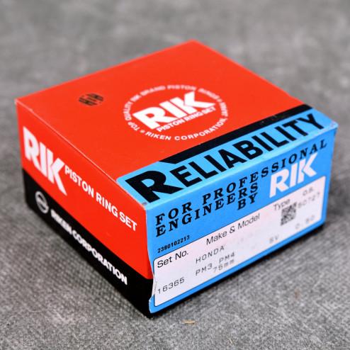 RIK Pierścienie tłokowe D16Z6 RIK16365, 16365