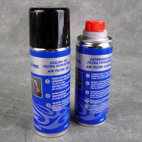 Zestaw do czyszczenia filtrów stożkowych