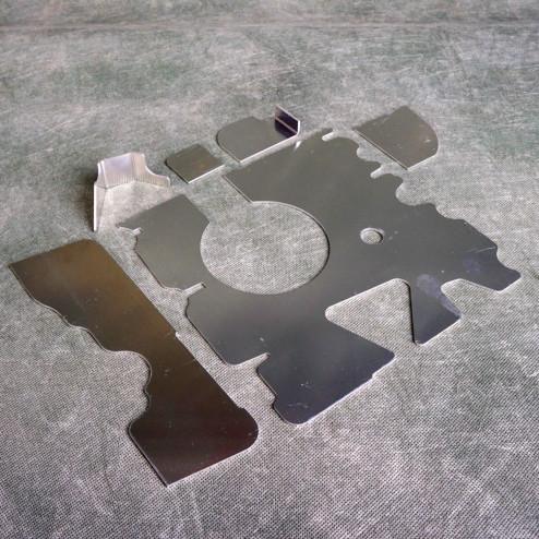 Przegroda miski olejowej K20Z, K20Z4, Civic 8gen 06-11 TypeR FN2