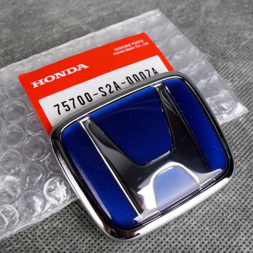 """OEM niebieski emblemat """"H"""" 73x60mm"""