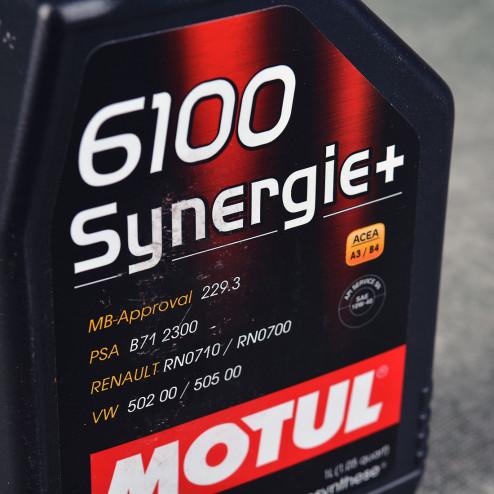 Motul 6100 Synergie+ 10W40 1L