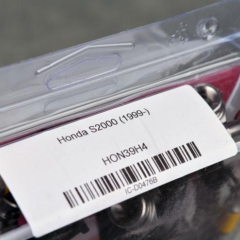 HEL przewody hamulcowe w oplocie S2000