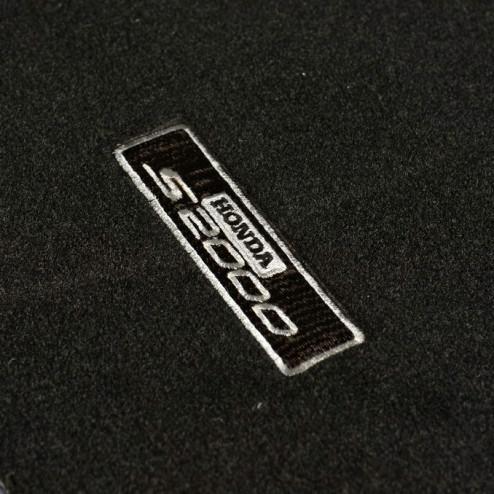 OEM Honda dywaniki czarne Honda S2000, 08P16-S2A-613, 08P16S2A613