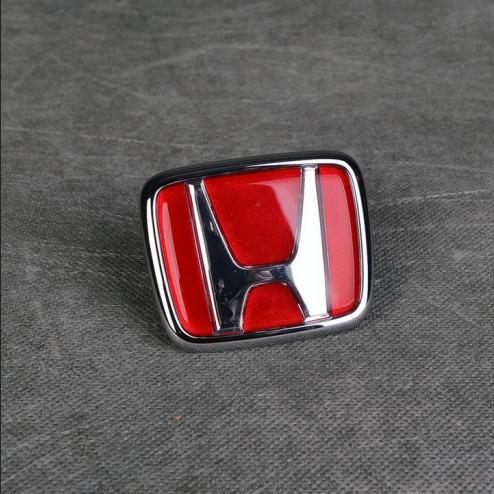 "OEM Czerwony emblemat ""H"" przód Integra TypeR DC2 70x57 mm"