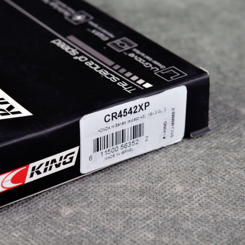 King Racing panewki korbowodowe K20A