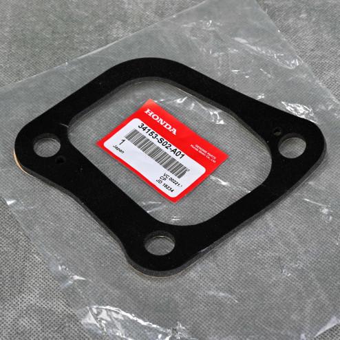 34153-S02-A01, 34153S02A01 OEM uszczelka lampy tylnej prawej wewnętrznej Honda Civic 6gen 96-00 Coupe Sedan