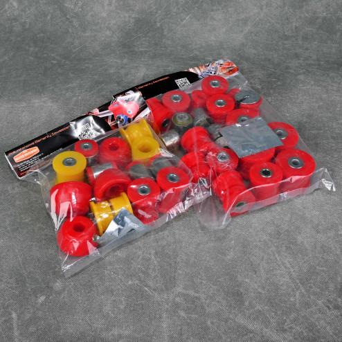 Deuter HA6KPL1 zestaw poliuretanów Honda Accord 6gen 98-02 czerwony deuter-accord6gen-red