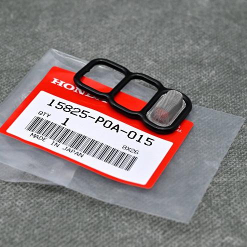 OEM Uszczelka zaworu VTEC'a F18B2, F20B2 F seria Honda Accord 6gen 98-02 15825-P0A-015, 15825P0A015