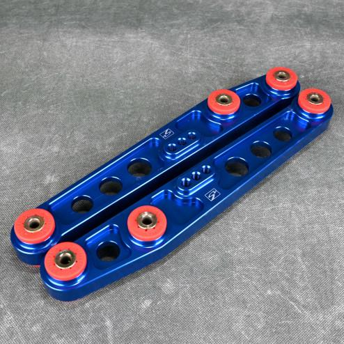 Skunk2 Style LCA PP-ZW-031 Honda Civic 5gen 92-95 wahacze tylne dolne niebieskie