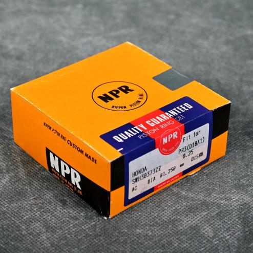 NPR pierścienie tłokowe B16 B18 81,25mm nadwymiar SWH30373ZZ025