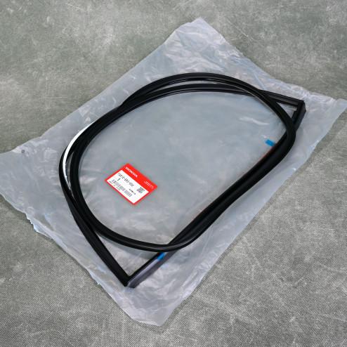 Uszczelka szyby bocznej tylnej Honda Civic 5gen 92-95 HB lewa strona kierowcy 73810-SR3-003, 73810SR3003