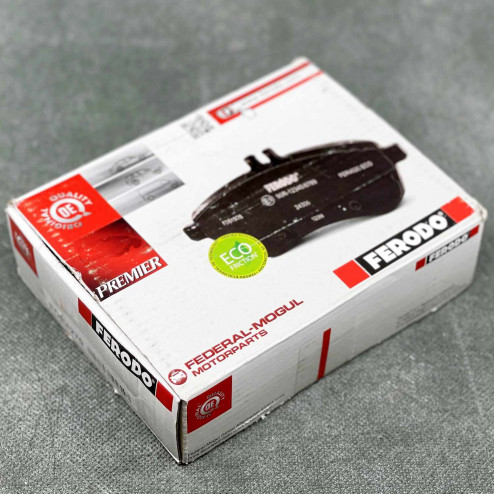 Ferodo FDB4270 klocki hamulcowe 320mm przód Honda Accord 8gen 08-15