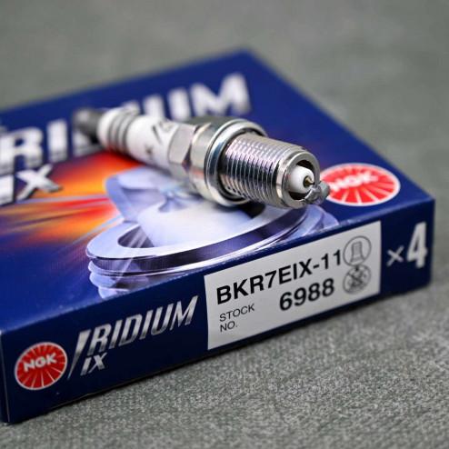 NGK 6988 BKR7EIX-11 świece zapłonowe B16, B18, K20, K24