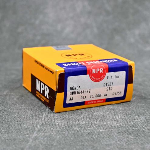NPR SWH30445ZZ Pierścienie tłokowe D16Z6, D15B7, D16A9