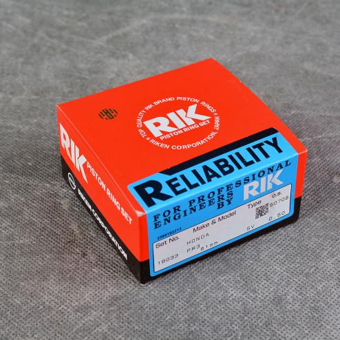 RIK pierścienie tłokowe B16 B18 81,5mm nadwymiar RIK16033-050