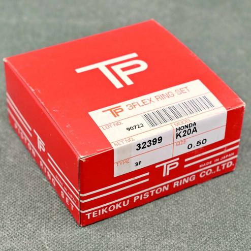 TPR 32399-050 Pierścienie tłokowe K20, K20A, K20A2, K20Z, K20Z4 86,5mm nadwymiar