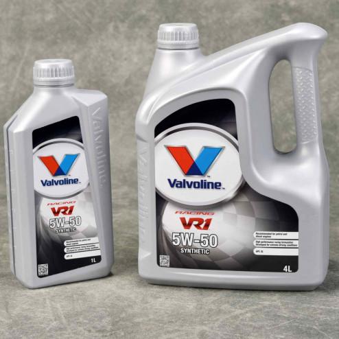 Olej silnikowy Valvoline VR1 Racing 5W50