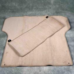 OEM dywan wykładzina mata bagażnika Accord 7gen 03-08 beżowa