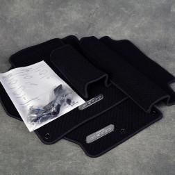 OEM Dywaniki Premium S2000 czarne