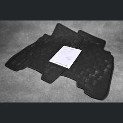 OEM dywaniki gumowe tylne Civic 8gen 06-11 5D