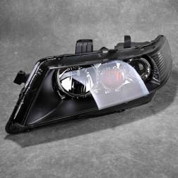 OEM lampa przednia lewa xenon Accord 7gen 03-04