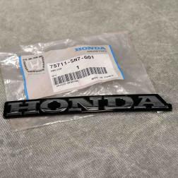"OEM emblemat ""Honda"" Prelude 5gen 97-01"