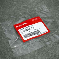 OEM śrubka montażowa do emblematu TypeS na grill Accord 7gen 03-08