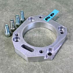 Adapter przepustnicy 70mm do kolektora RBC