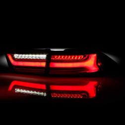 Lampy tylne Accord 7gen 03-08 Sedan LED Red Clear