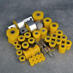 Deuter zestaw poliuretanów Civic 6gen 96-00 EK4 żółty