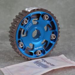 VMS regulowane kółka rozrządu D seria niebieskie