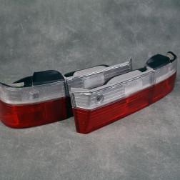 Lampy tylne White Red Accord 92-93 sedan
