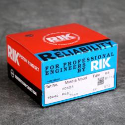 RIK Pierścienie tłokowe D16Y8, D16W4