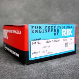 RIK Pierścienie tłokowe R20A3 Accord 8gen 08+