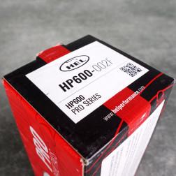 HEL HP600 klocki hamulcowe 282mm Prelude, Integra przód