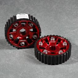 VMS regulowane kółka rozrządu B seria czerwone