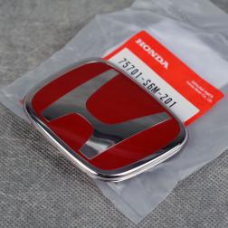 """OEM czerwony emblemat """"H"""" tył Integra DC5"""