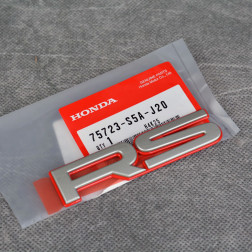 OEM emblemat RS 95x22mm