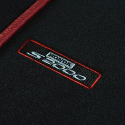 OEM Dywaniki czarno-czerwone Honda S2000