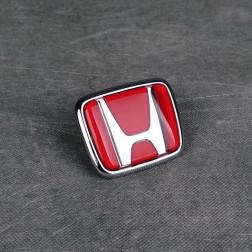 "OEM Czerwony emblemat ""H"" tył Integra TypeR DC2 73x50mm"