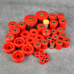 Deuter zestaw poliuretanów Prelude 4gen 92-96 czerwony