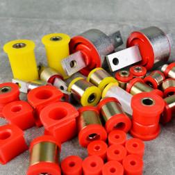 Deuter zestaw poliuretanów Civic 6gen 96-00 EK4 czerwony